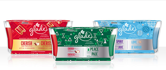 Select Glade® Candle 2 pack coupon