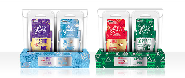 Select Glade® Wax Melts 2 pack coupon