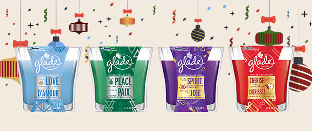 Select Glade® Small Candles coupon