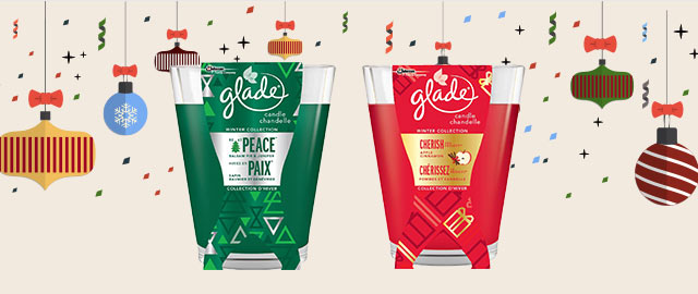 Select Glade® Large Candles coupon