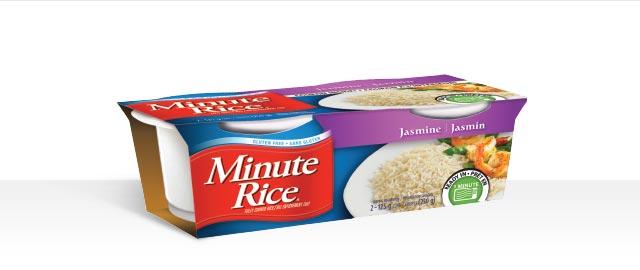 Minute Rice® Ready-to-Serve Jasmine Rice coupon