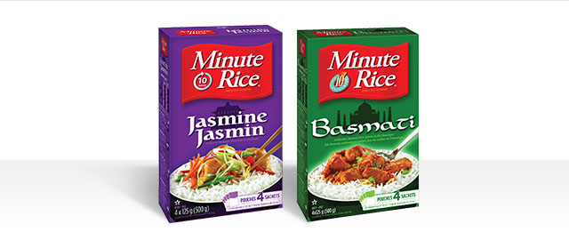 Minute Rice® Basmati or Jasmine Rice coupon
