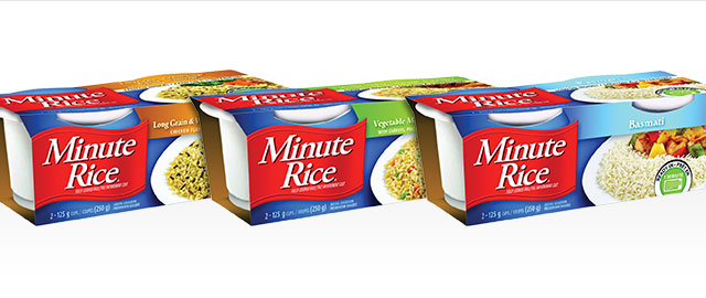 Buy 2: Minute Rice®  Ready-to-Serve Cups coupon