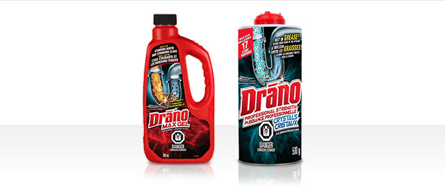 Drano® products coupon