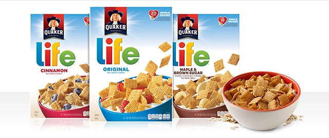 Life® Cereal coupon