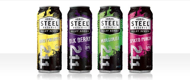 Buy 2: Steel Reserve Alloy Series Cans coupon