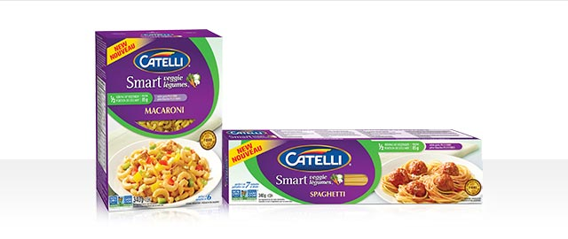 Buy 2: Catelli Smart Veggie™ pasta coupon