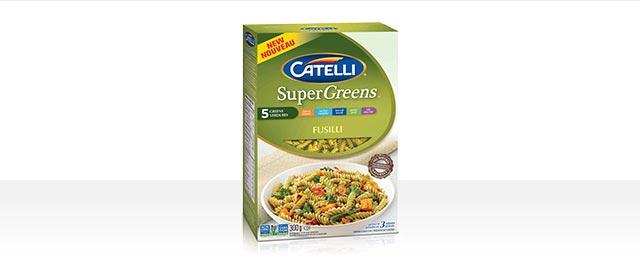 Catelli® SuperGreens™ pasta coupon