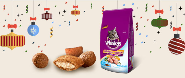 WHISKAS® Oral Care Cat Food  coupon