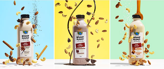 Happy Planet Nut Smoothies coupon