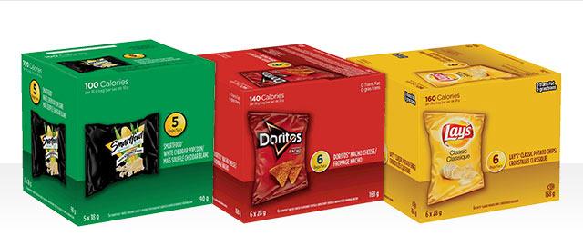 Frito-Lay variety pack coupon