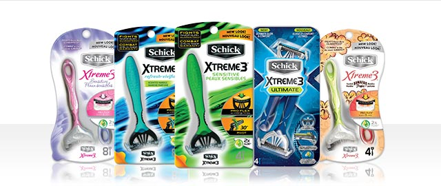 Schick® Xtreme3® Razors coupon