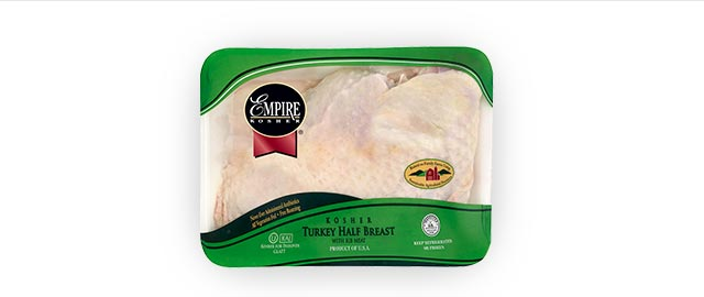 At Select Retailers: Select Empire Kosher Fresh Turkey coupon