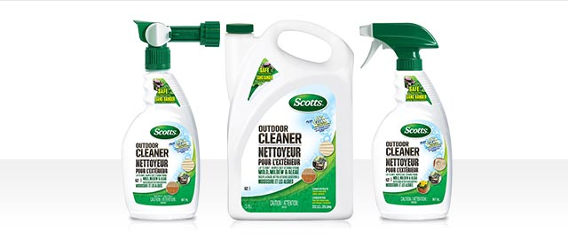Scotts® Plus OxiClean™ Outdoor Cleaner  coupon