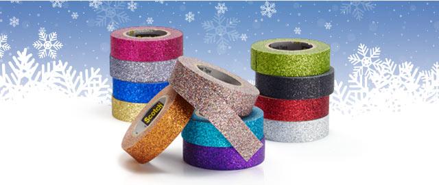 At Select Retailers: Scotch® decorative tape coupon