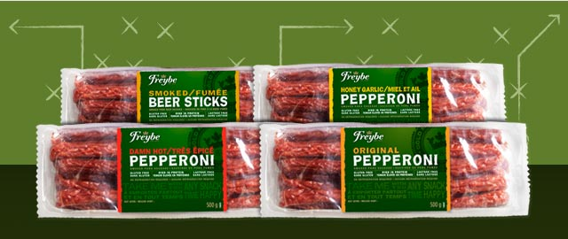 Freybe Dry Pepperoni coupon