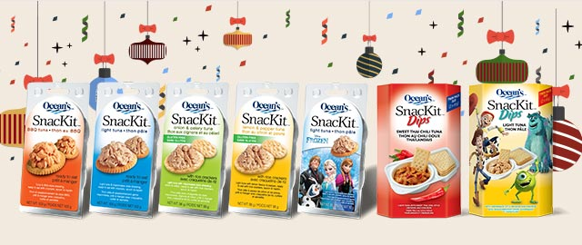 At Maxi: Ocean's® SnacKits and SnacKit Dips coupon