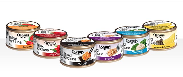 At Maxi: Buy 2: Ocean's® Flavoured Tuna and Salmon     coupon