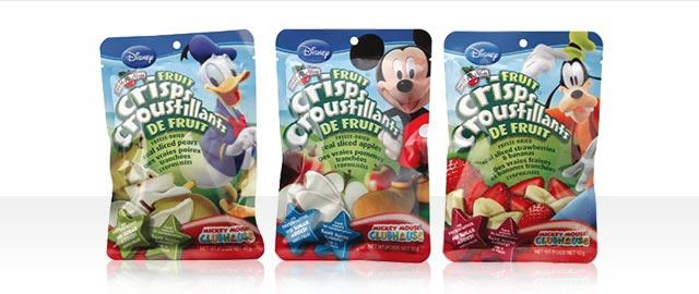 Buy 3: Brothers All Natural Disney Fruit Crisps coupon
