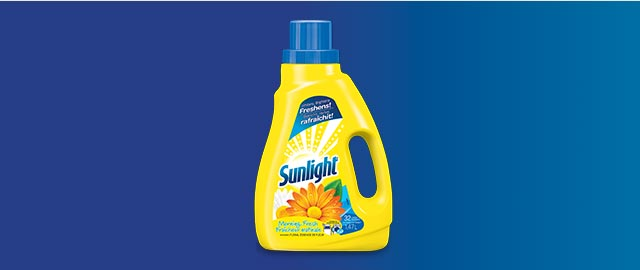 Sunlight® Laundry Liquid coupon