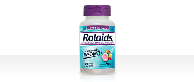 At Target: Rolaids® Antacid Tablet Bottles coupon