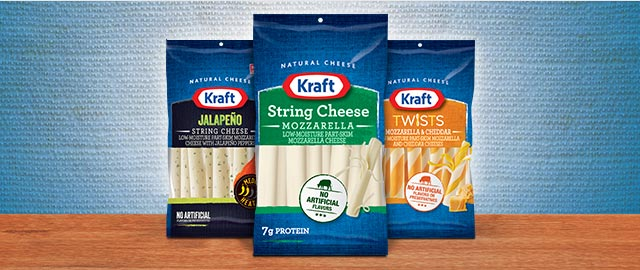 Buy 2: KRAFT® String Cheese coupon