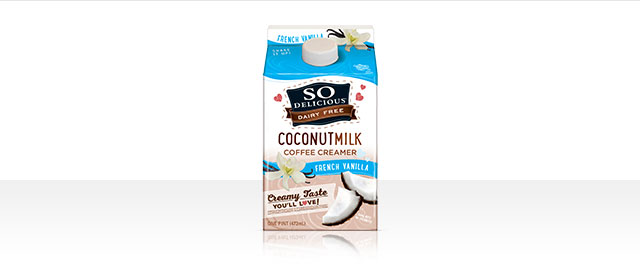 So Delicious® Dairy Free Creamers coupon