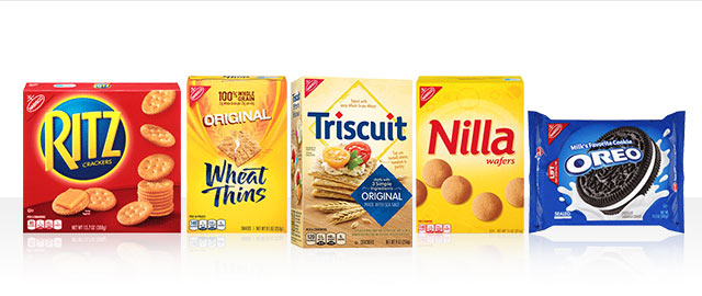 Buy 2: NABISCO Cookies or Crackers coupon