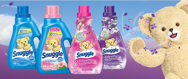 Snuggle® Liquid Fabric Softener coupon