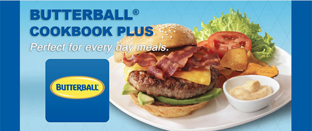 Butterball replacement row - Android coupon