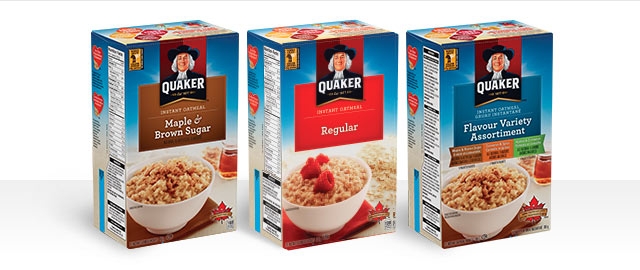 Quaker® Oatmeal coupon