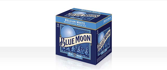 Blue Moon® 12-pack coupon
