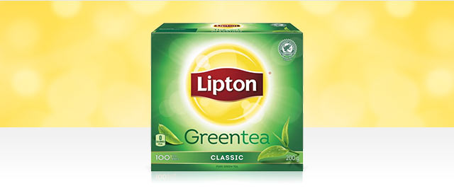 Lipton® tea coupon