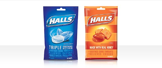Buy 2: HALLS Bags coupon