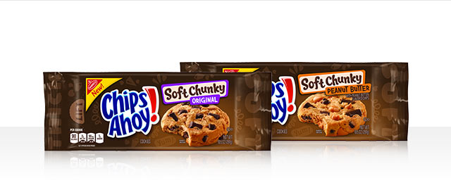 Buy 2: Chips Ahoy! cookies coupon