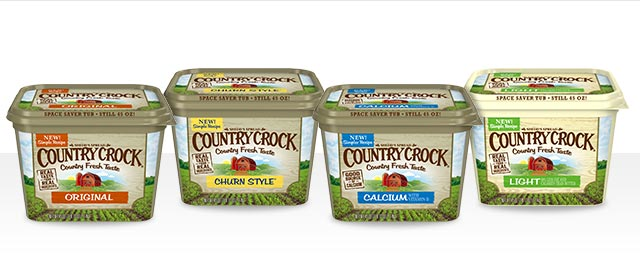 Country Crock® coupon