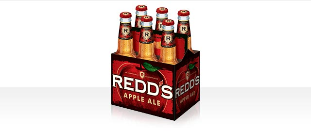 REDD'S® Apple Ale coupon