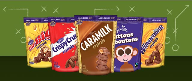 Buy 2: Cadbury® Pieces coupon