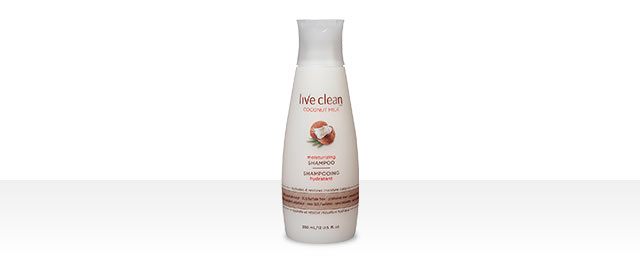 Live Clean™ Shampoo  coupon