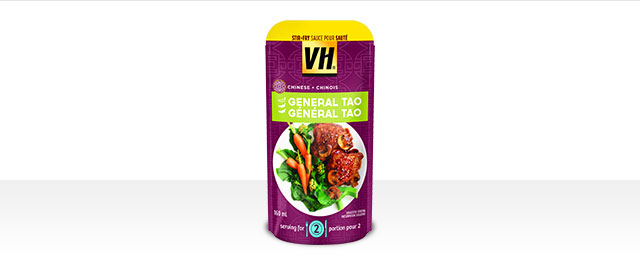 VH® Perfect for Two General Tao Stir-Fry Sauce coupon
