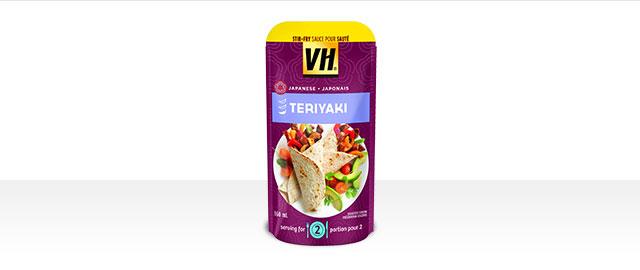 VH® Perfect for Two Teriyaki Stir-Fry Sauce coupon