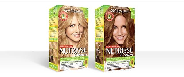 Buy 2: GARNIER NUTRISSE CREAM products coupon