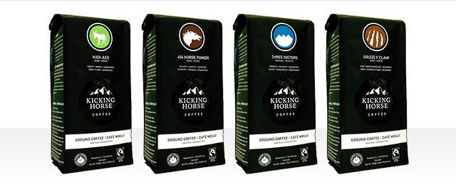 Kicking Horse® Coffee Ground coupon