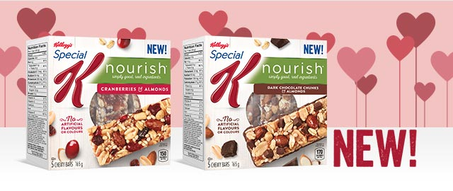 Special K Nourish* bars  coupon
