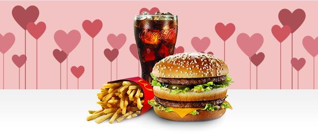At McDonald's® in Walmart: Extra Value Meal Big Mac® coupon