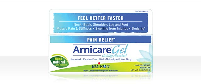 At Select Retailers: Arnicare® Gel coupon