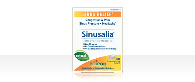 At CVS: Sinusalia® coupon