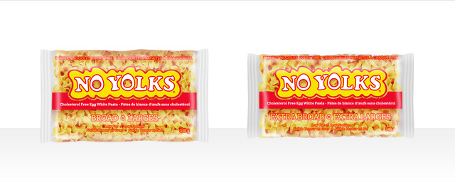 Buy 2: NO YOLKS® Noodle Products coupon