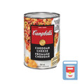 Campbell Company of Canada_At Sobeys: Campbell's® Condensed Cheddar Cheese_coupon_18552