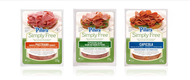 Piller's Simply Free sliced meats coupon